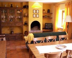 Casa Rural El Pajar de la Tía Máxima, en Vega del Codorno (Cuenca)