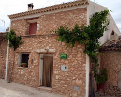 Casa Rural El Callejón, en Las Bojadillas (Nerpio, Albacete)