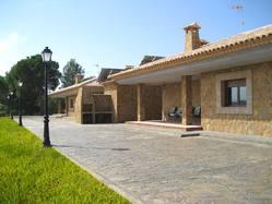 Casas Rurales El Pinar I y II , en El Picazo (Cuenca)