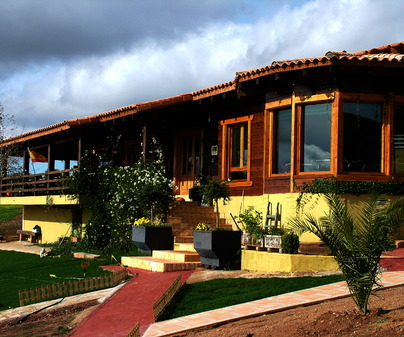 Casa Rural Casa del Valle, en Hinojosas de Calatrava (Ciudad Real)