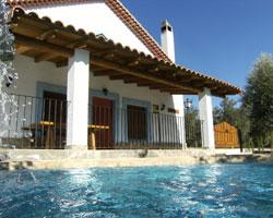 Casa Rural Picual, en Yeste (Albacete)