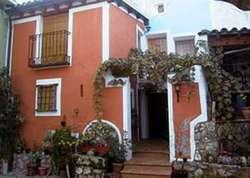 Casa Rural La Casa del Tío Venancio, en Caracenilla (Huete, Cuenca)