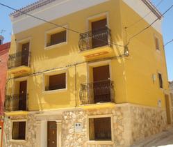 Casas Rurales La Casa de la Tía Antonia, en Valverde de Júcar (Cuenca)
