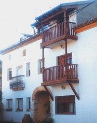 Casa Rural El Molón, en Valdecolmenas de Abajo (Cuenca)