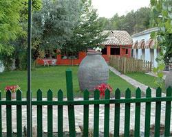 Casa Rural El Sitio, en Villalba de la Sierra (Cuenca)