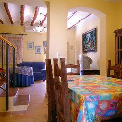 Casa Rural Antón y María, en Agramón (Hellín, Albacete)