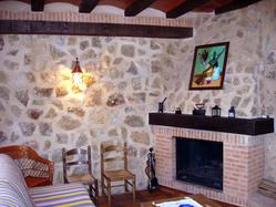 Casa Rural Fuente del Chorrillo, en El Cañavate (Cuenca)