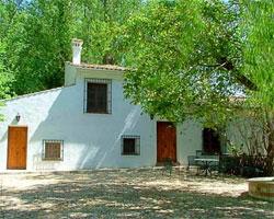 Casa Rural El Molino del Lugar del Atardecer, en Barajas de Melo (Cuenca)