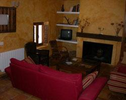 Casa Rural Miranda, en Tazona (Socovos, Albacete)