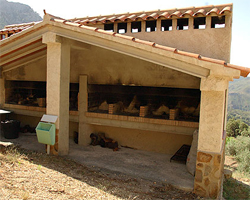 Casas Rurales Peña de la Ventana, en la aldea de Los Tejeros - Tus (Yeste, Albacete)