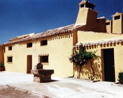 Casa Rural El Cabo dentro del Complejo de Casas Rurales La Laguna, en Alpera (Albacete)