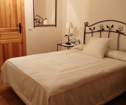 El Encanto de Palomera dormitorio 1
