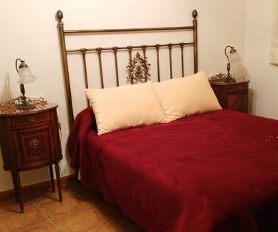 El Encanto de Palomera dormitorio 2