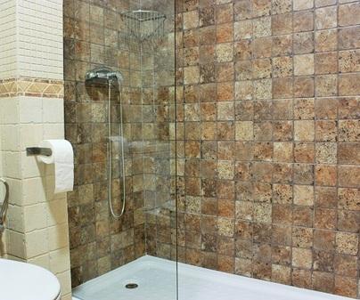 Casa rural El Escaleron baño