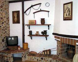 Casa Rural El Valle, en Mohedas de la Jara (Toledo)