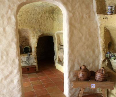 Casa rural Las Cuevas