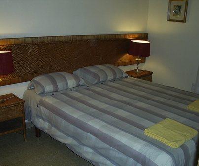 La Cabaña dormitorio3