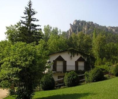 La Cabaña fachada2