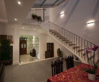 Casa rural Alvardana Baja escalera