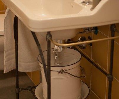 La Alvardana Alta lavabo