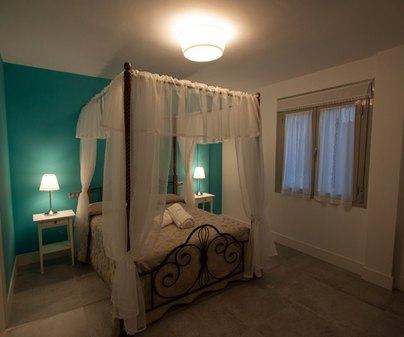 La Alvardana Alta dormitorio