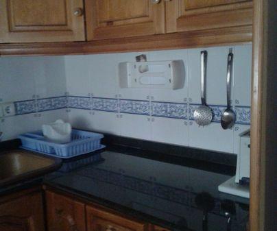Cocina Casa Reyes en Villalba de la Sierra