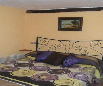 Habitación Casa Rural Valle del Cabriel en Enguindanos