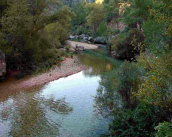 Casa Rural Don Quijote, en La Donal (Yeste, Albacete)