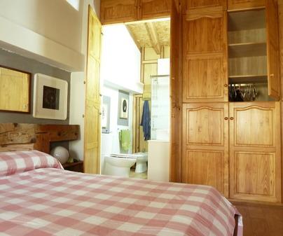 Habitación Casa Rural El Refugio de Venga del Codorno