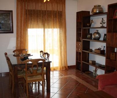 Comedor casa rural El Valle