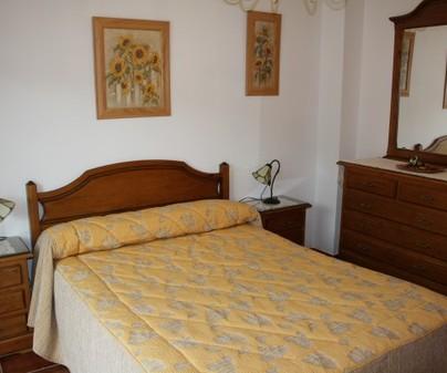dormitorio casa rural El Valle