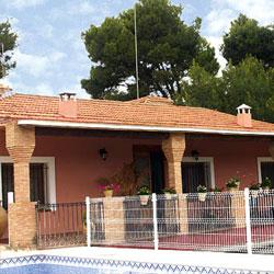 Casa Rural Paraje Escunatar, en Hellín (Albacete)