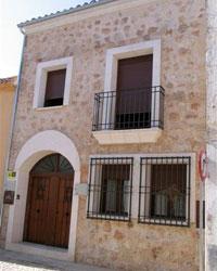 Casa Rural Blanca, en Alarcón (Cuenca)