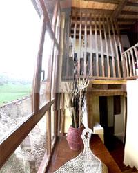 Casa Rural Caballito de Madera, en Pelegrina (Guadalajara)