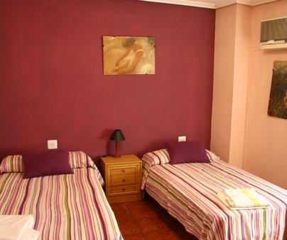 Los Albertos dormitorio1