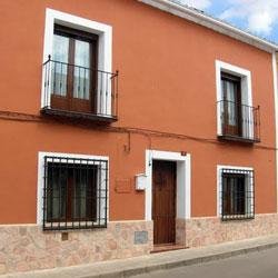Casa Rural El Valle del Júcar, en Villalgordo del Júcar (Albacete)