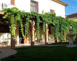 Casa Rural La Casa de Andújar, en Pozo-Lorente (Albacete)