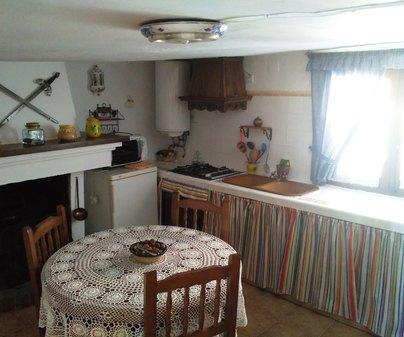 Casa rural La Hija de Juan, cocina