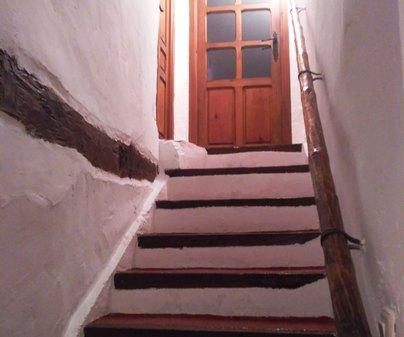 Casa rural La Hija de Juan, escalera