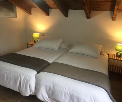 Molino de la Herreria dormitorio 1