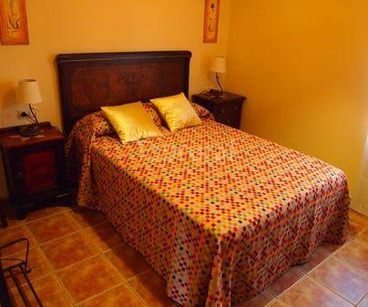 dormitorio casa la abuela