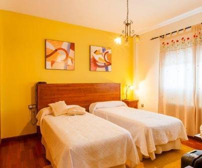 Casa rural Ermita dorm1