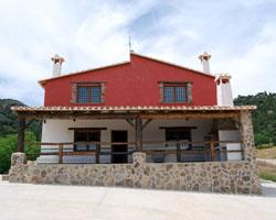 Casa Rural Cortijo El Sapillo, en Nerpio (Albacete)