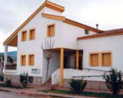 Casa Rural Cueva Negra, en Villapalacios (Albacete)