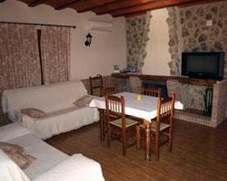 Casa Rural El Mirador del Segura, en Yeste (Albacete)