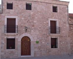 Fachada de la Casa Rural Jacinto