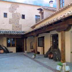 Casa Luciano, en Malagón