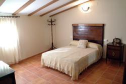 Casa Rural El Oso Cuenca Habitación