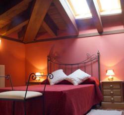 Casa Rural Casa del Canonigo Cuenca Habitacion 1