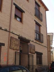 Casa Rural El Pilon Toledo Fachada